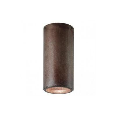 Hamptons Flush Ceiling Light Brass