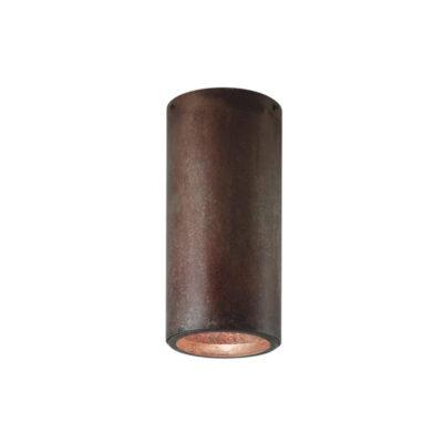 Hamptons Flush Ceiling Light Iron