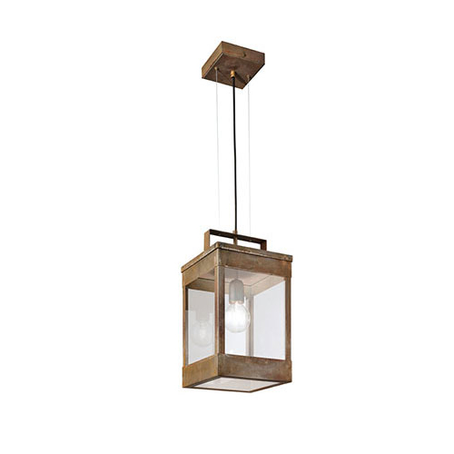 Classic outdoor pendant light