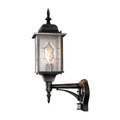 Watson Up Wall Lantern with PIR