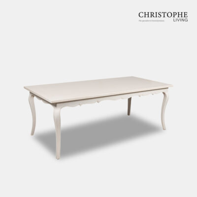 French Dining Table Antique wash