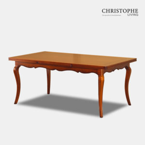 Bordeaux Dining Table Frame Top with Extensions