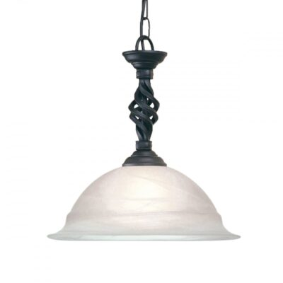 Traditional French pendant light