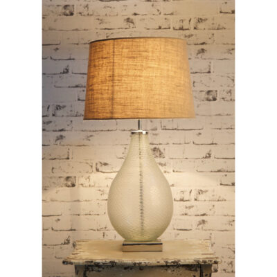 French & Hamptons table lamp