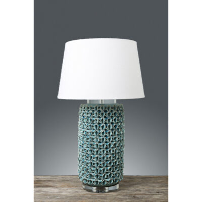 Hamptons table lamp