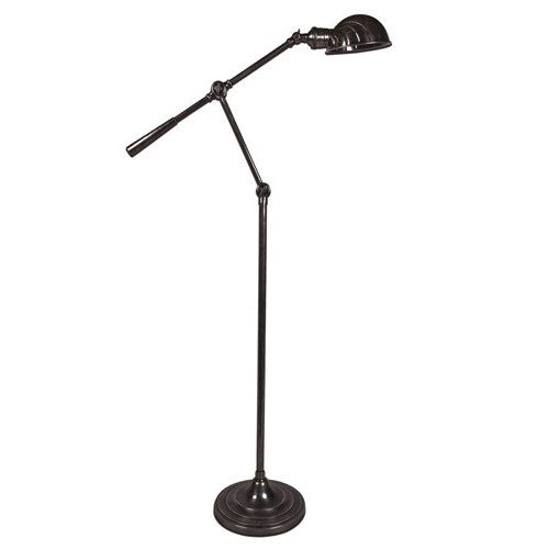 French style floor lamp