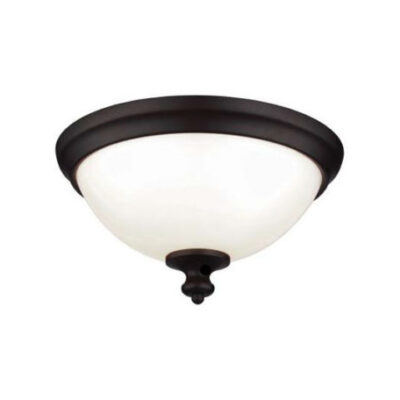Traditional Flush Ceiling Light