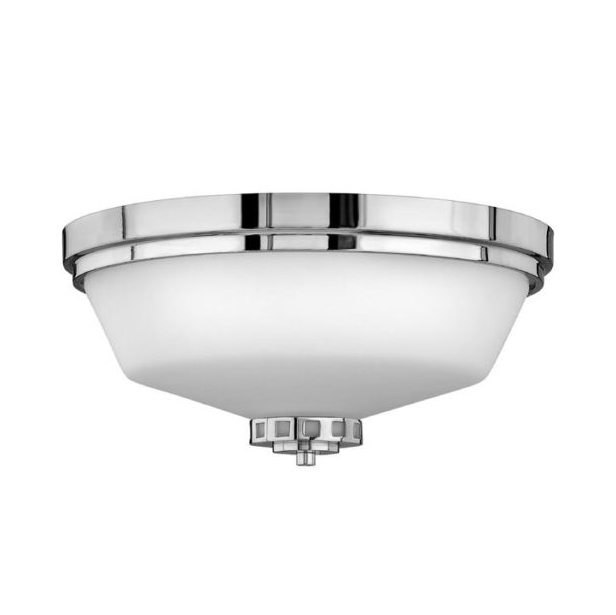 Classic French Flush Ceiling Light