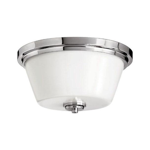 Classic Bathroom Flush Ceiling Light