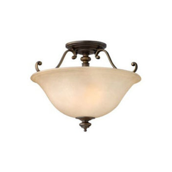 Classic Semi-Flush Ceiling Light