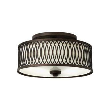 Traditional Flush Ceiling Light