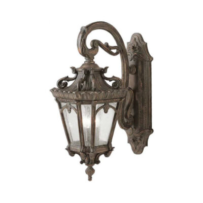 Classic Wrought Iron Outdoor Wall Light