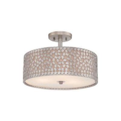 Classic French Semi-Flush Ceiling light