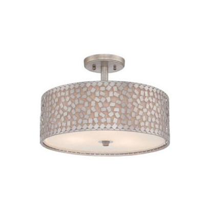 Classic French Semi-Flush Ceiling light