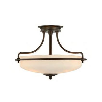 French Classic Semi-Flush Ceiling light