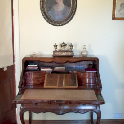 Classic & Traditional Styles Timber Writing Desk