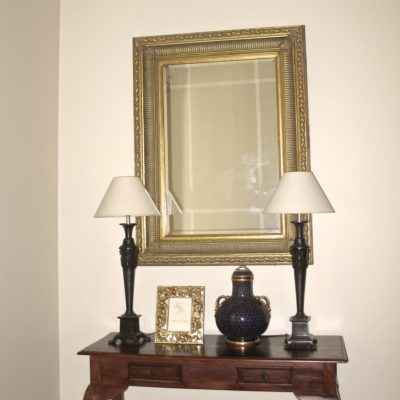 Classic French Entrance Timber Hall Table