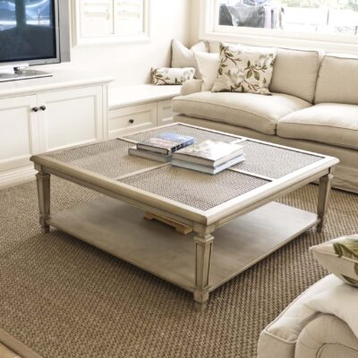 Classic & Elegant French Modern Parisian Home Coffee Table