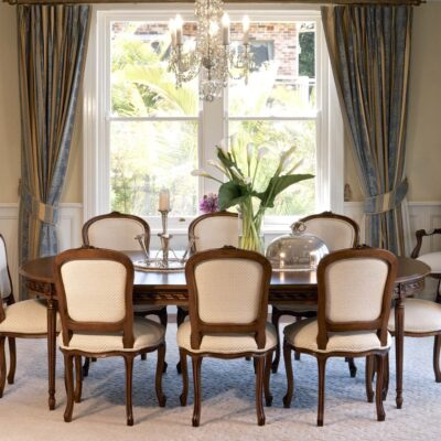 Classic & Traditional Styles Timber Dining Room