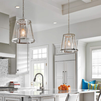 Hamptons Style Kitchen Pendant Lights