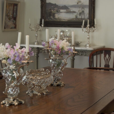 Classic & Elegant French Louis Style Timber Dining Table