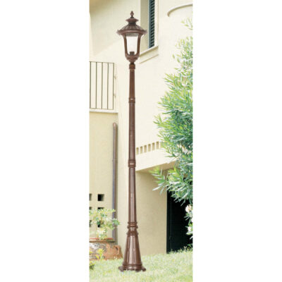 Classic French Outdoor Post Light