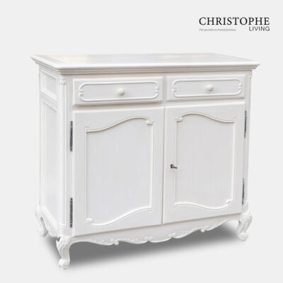 Classic White Sideboard
