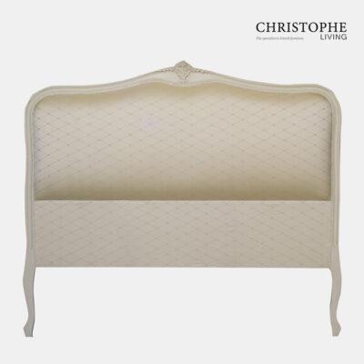 Hamptons white Bedhead