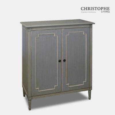 Classic Grey Sideboard