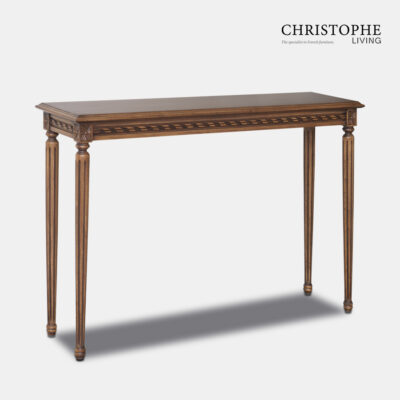 Louis XVI Hall TableWalnut timber