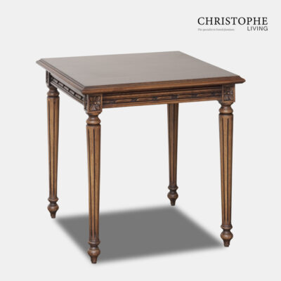 Louis XVI Side Table French Timber