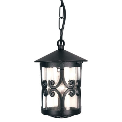 Classic french outdoor lantern