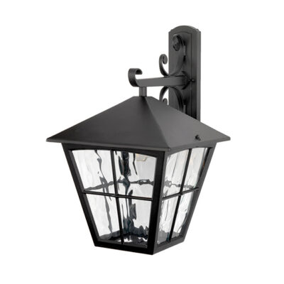 French Provincial Outdoor Wall Lantern