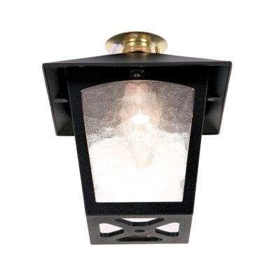 Alma Flush Porch Lantern
