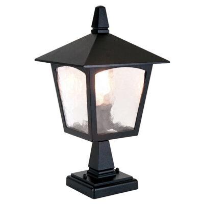 Classic Outdoor Pedestal Lantern