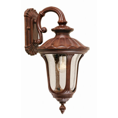 French Classic Outdoor Wall Lantern