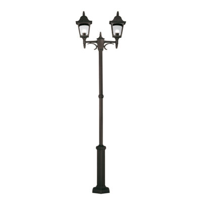 Montmatre Twin Lamp Post