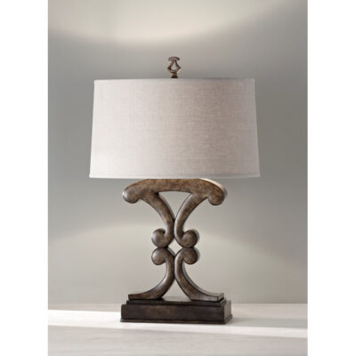 French Traditional table lamp
