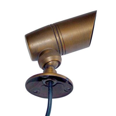 Balliol Spotlight in Aged Bronze