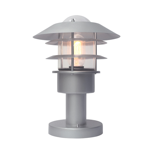 Classic French Outdoor Pedestal Light