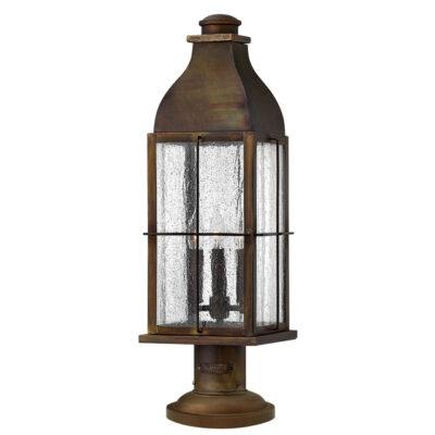Classic Outdoor Pedestal Light