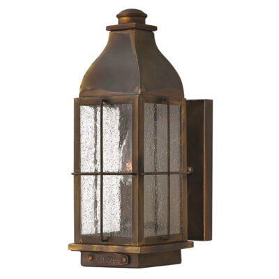 Traditional Outdoor Wall Lantern