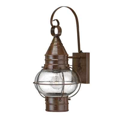 French Traditional Outdoor Wall Light