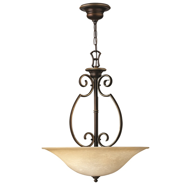 Provincial French chandelier