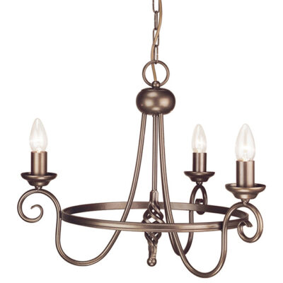 Traditional French chandelier
