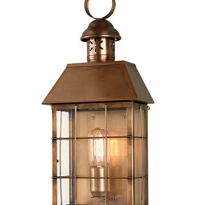 Traditional French Outdoor Wall Light