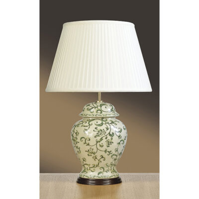 French Provincial table lamp