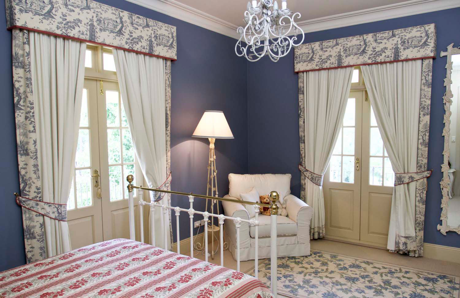 14 French bedroom interior design