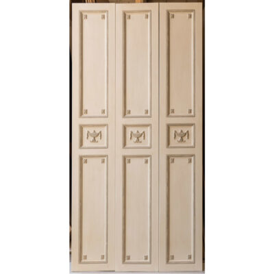Louis XVIw wardrobe doors