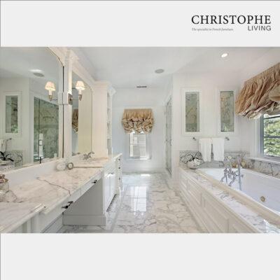 Hampton's Style Bathroom Vanity
